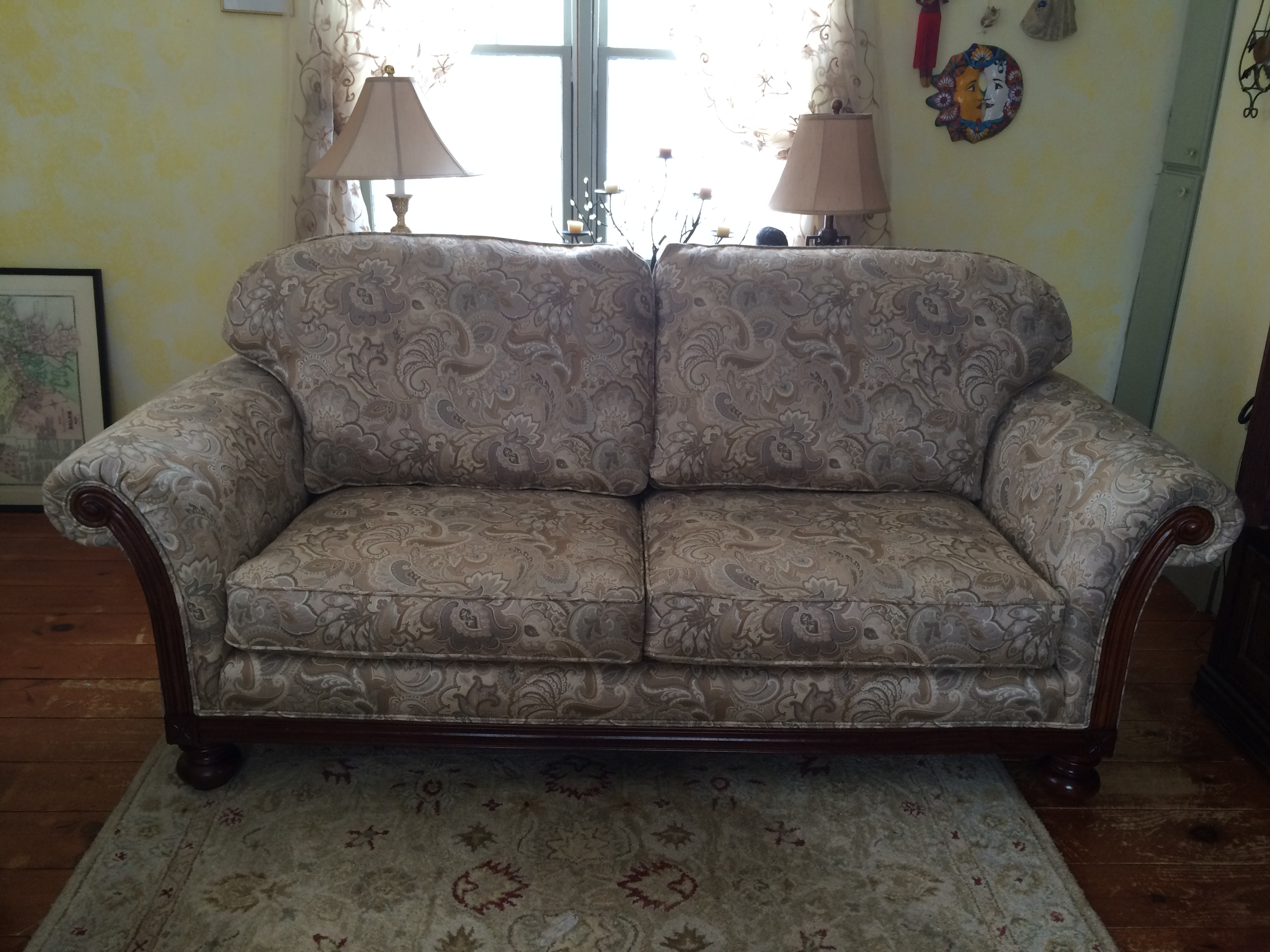 upholstery sofa repair quality reupholstery services living shop couch completer furniture room
